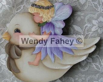 Baby Garden Fairy
