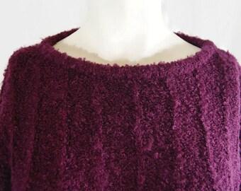1980s Diane Von Furstenberg Sweater Pullover Vintage