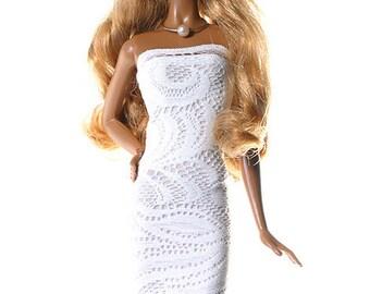 Barbie clothes (dress):  Adelina