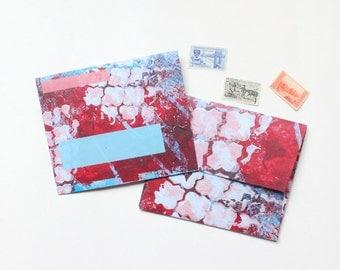 "Envelopes - Set of 5 - ""Airmail"""