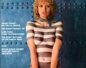 Magazine -  Oui Magazine   1973    For The Man of the World    Brigitte Bardot & Jane Birkin Nude Together   mature