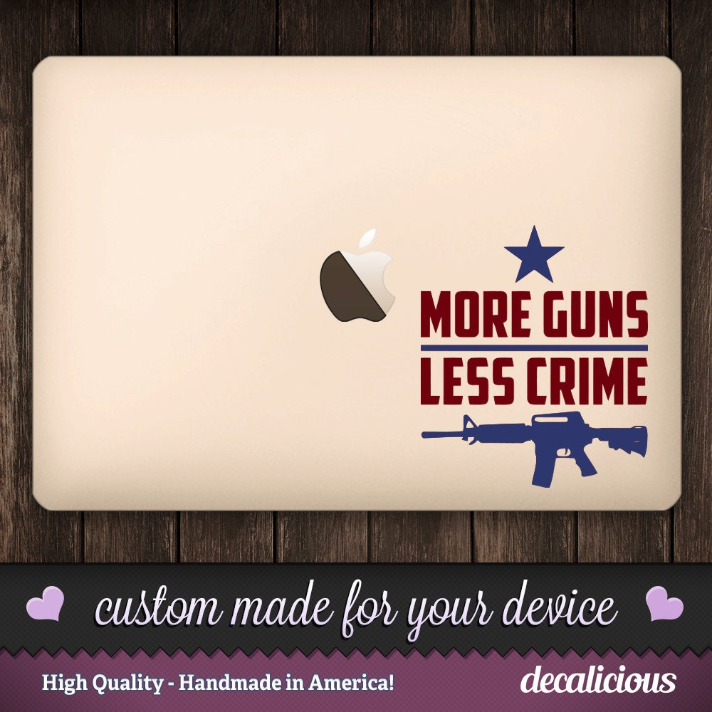 more guns less crime Overview of dr john lott's book more guns, less crime: understanding crime and gun control laws by economics professor john lott is so important for responding to pro-gun-control news and statistics, we're devoting a separate webpage to analyzing and summarizing it it is a college-level textbook, and difficult even for some with a.