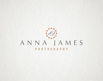 Photography Logo Design - Company Logo - Premade logo  - Photographer Logo - Business logo design