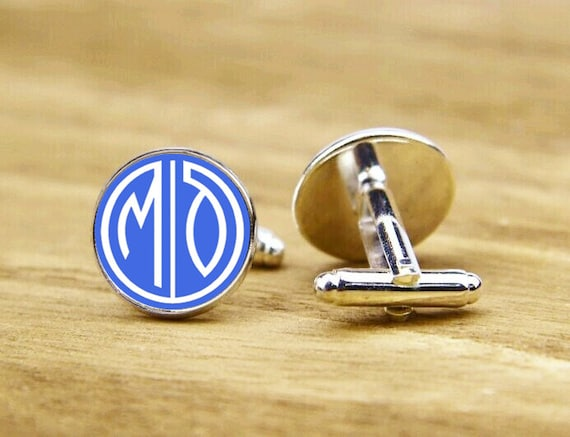 custom initials cuff links, film style cufflinks, custom monogram cufflinks, custom  round, square cufflinks, tie clip or a matching set