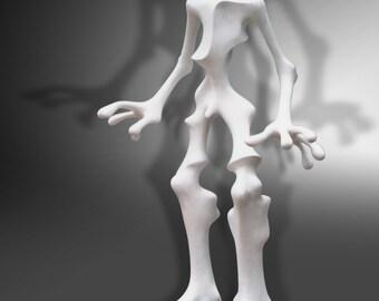 Creativity versus Gravity   White Eden Collection