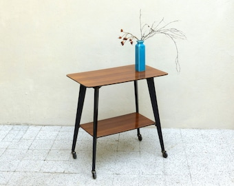 Reserved - Vintage side Table - Side table or trolley table