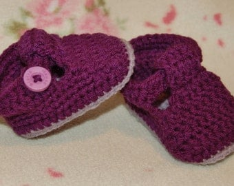 Little Baby Mary Jane Shoes