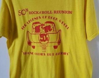 Rock and Roll Reunion Shirt