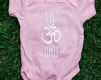 Pink Lil' Omie Onsie
