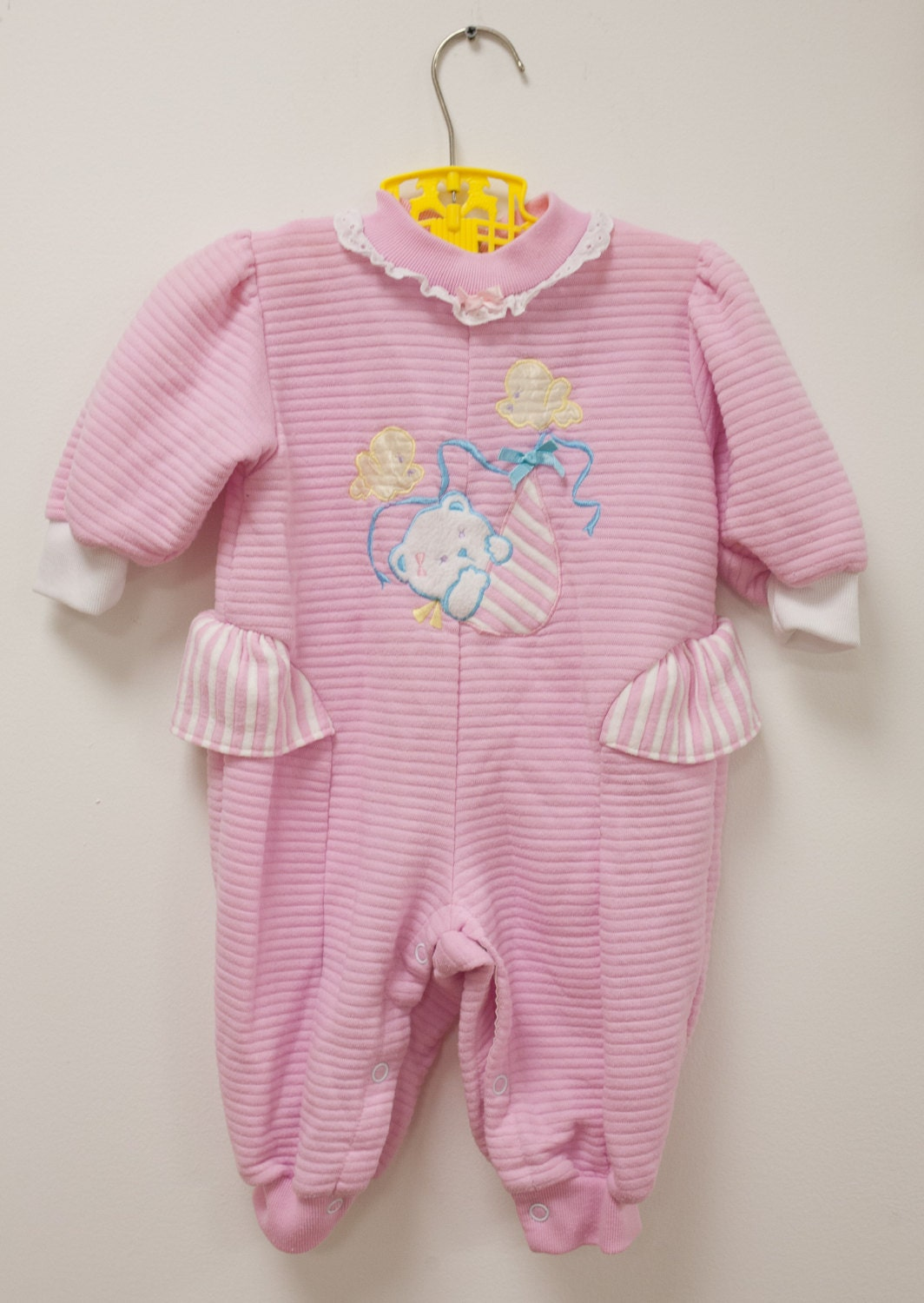 vintage baby clothes baby jumper 6 9 months