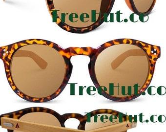 Wooden Sunglasses Polarized Lenses Tree Hut Design Treehut.co Wood Sunglasses  Eyewear  Eyeglasses Glasses HUT-R2
