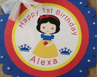 Birthday/special occasion signs