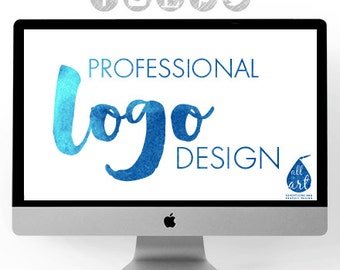 Custom PROFESSIONAL LOGO DESIGN, branding, graphic design.