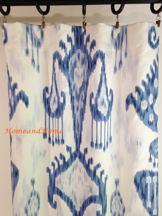 25 pair of rod curtains drapery panels designer by homeandhome