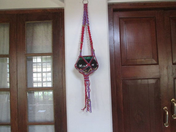 Items Similar To Sale 20 Macrame Plant Hanger Pot