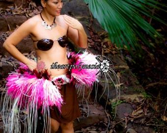 Full Tahitian costume