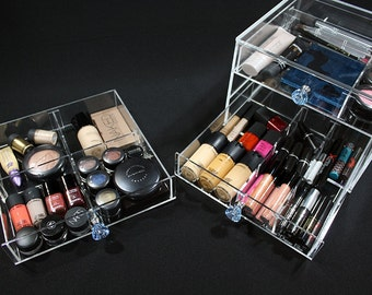 Minchee Dream Box - 3 Drawer Makeup Organizer