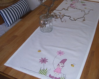 Table runners 'IMP'