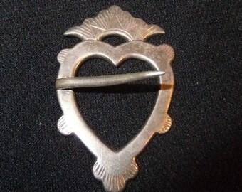 Vintage Danish Sterling Silver Sølje, by Ingeborg Bjerre, Silversmith