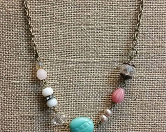 Preciosa Lindo Gemstone Necklace