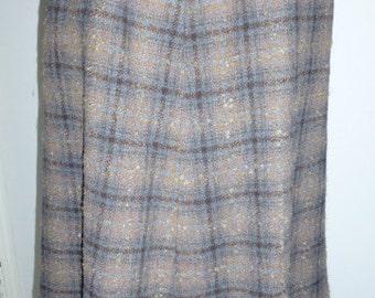 VINTAGE 1960/70 JAEGER Wool Skirt