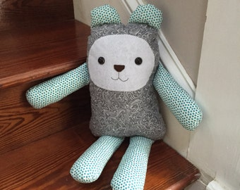Handmade Whimsical Stuffed Animal