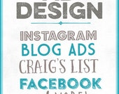 Ad Design / Advertsing / Marketing / Promotion / Social Media Promotion