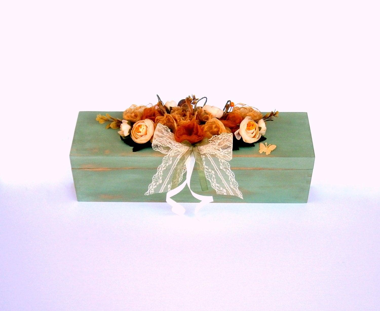 Knitting Needle Storage Box : Storage wooden box knitting needle case birthday gift by