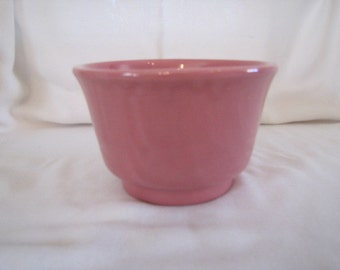 Vintage Haeger Pot in Light Rose 3833