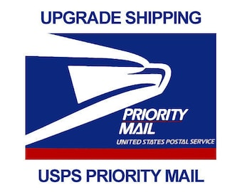 PRIORITY MAIL Upgrade, 1-3 Business Day delivery in the United States