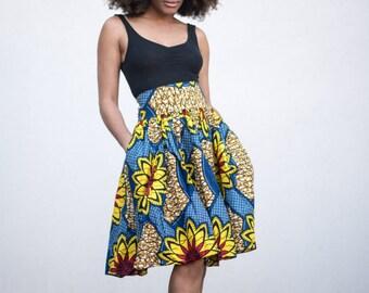ZeZe Midi Skirt
