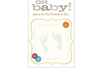 New Parent Advice Cards | Advice for the New Mommy | Baby Shower Advice Cards | Mommy Advice Cards