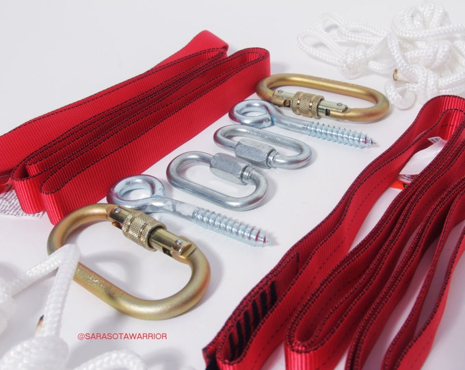 Figure 8's, Swivels, Carabiners and more!