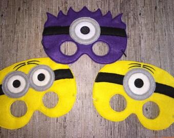 Minion Helper Mask