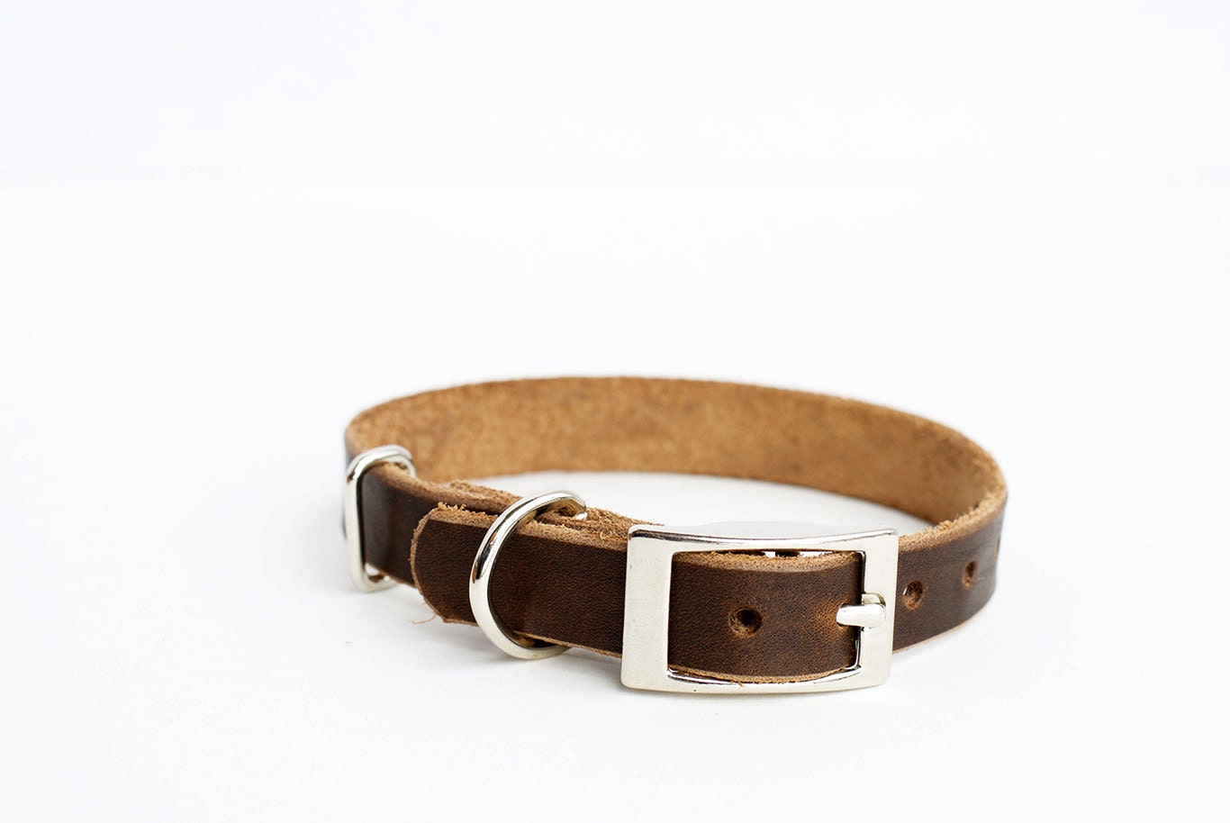 Dog Collar Leather Dog Collar Personalized Leather Dog