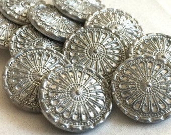 Vintage 1930 costume buttons Dirndl lot