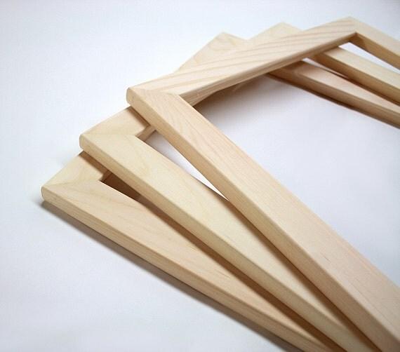 3 11x14 picture frames wood frames set of 3 frames no glass. Black Bedroom Furniture Sets. Home Design Ideas
