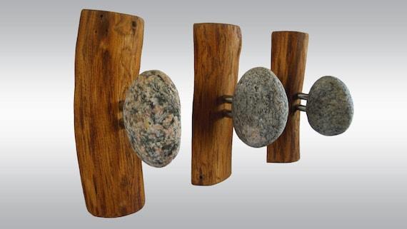 Stone Hooks Coat Hooks Stone Towel Hook Rock Towel Hook