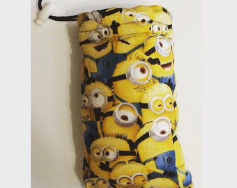 Minion padded pipe bag