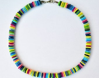Pastel Shades / necklace