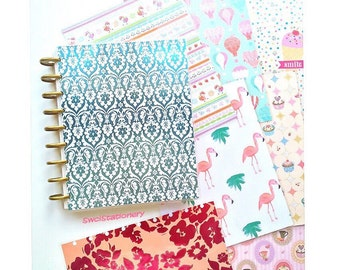 Happy Planner Front Cover