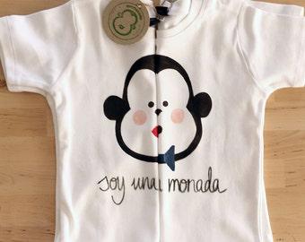Baby t-shirt: I