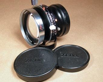 Linhof Select Carl Zeiss Planar 135mm f/3.5 Version II Large Format 4x5 Lens!
