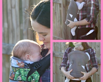 Cocoon Soft Structured Carrier Infant Insert PRODUCT