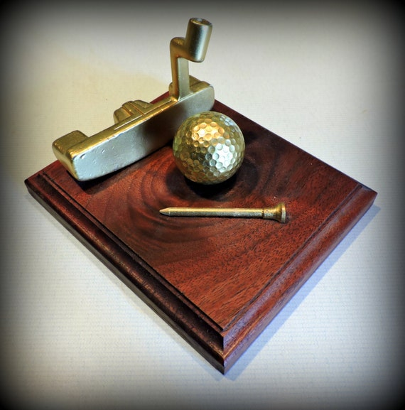 Items Similar To Golf Decor Or Traveling Trophy For Your .