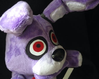 Five Nights at Freddy's Bonnie Plush w/ Guitar Made to Order