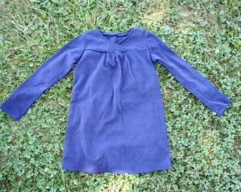 Oliver and S Hopscotch Long sleeve shirt in knit, size 3T