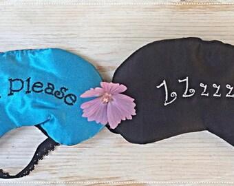 Lavender Sleep Mask