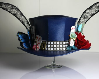 Alice in Wonderland/Mad Hatter - Full Size Costume Hat