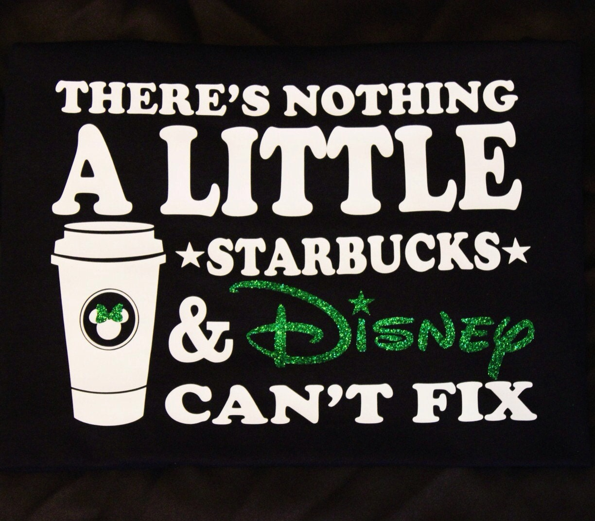 There S Nothing A Little Starbucks Amp Disney Can T Fix